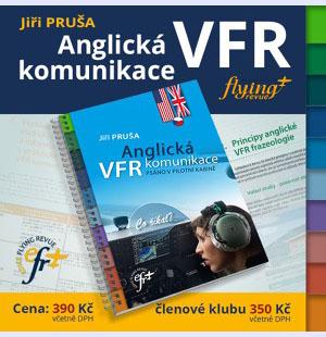 flying revue VFR anglická komunikace